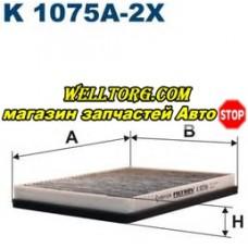 Салонный фильтр K1075A-2X Filtron