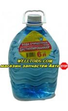 Дистиллированная вода 6л