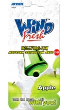 Ароматизатор WF04 Areon Wind Fresh Apple