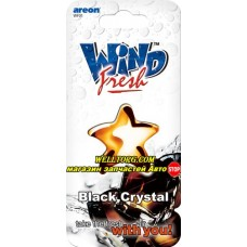 Ароматизатор WF01 Areon Wind Black Crystal
