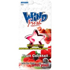 Ароматизатор WF03 Areon Wind Fresh Fruit Cocktail