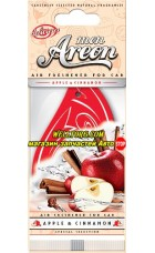 Ароматизатор MAD05 Mon Areon Delicious Apple & Cinnamon