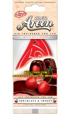 Ароматизатор MAD02 Mon Areon Chocolate & Cherry