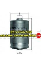 Топливный фильтр KL36 Knecht (Mahle Filter)