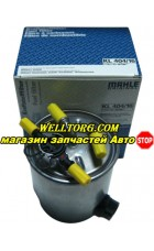 Топливный фильтр KL404/16 Knecht (Mahle Filter)