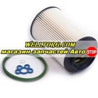 Топливный фильтр KX178D Knecht (Mahle Filter)