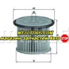 Топливный фильтр KX63/1 Knecht (Mahle Filter)