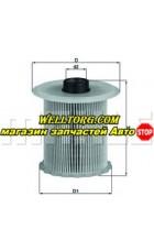 Топливный фильтр KX81D Knecht (Mahle Filter)