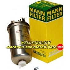 Топливный фильтр WK853/3X Mann Filter