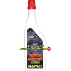 Присадка в топливо 894393 Mannol Super Benzin Oktan Plus