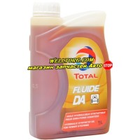 Жидкость для гидроусилителя руля 166222 Total Fluide DA
