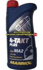 Моторное масло TP10166 Mannol 4-Takt Plus