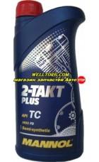 Моторное масло TT10165 Mannol 2-Takt Plus