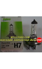 Галогеновые лампы H7 032009 Valeo 12V 55W