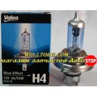 Галогеновые лампы H4 032513 Valeo Blue Effect 12V 60/55W