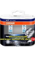 Галогеновые лампы H7 +110% 64210NBU Osram 12V 55W