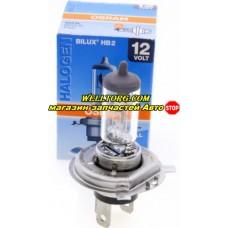 Галогеновые лампы HB2 9003L Osram 12V 60/55W