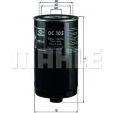 Масляный фильтр OC105 Knecht (Mahle Filter)