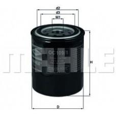 Масляный фильтр OC109/1 Knecht (Mahle Filter)