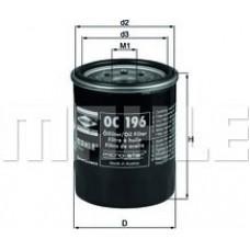 Масляный фильтр OC196 Knecht (Mahle Filter)