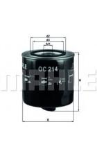 Масляный фильтр OC214 Knecht (Mahle Filter)