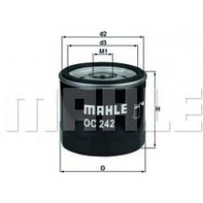 Масляный фильтр OC242 Knecht (Mahle Filter)