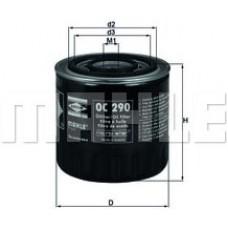 Масляный фильтр OC290 Knecht (Mahle Filter)