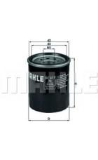 Масляный фильтр OC617 Knecht (Mahle Filter)