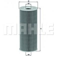 Масляный фильтр OX143D Knecht (Mahle Filter)