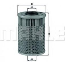 Масляный фильтр OX151D Knecht (Mahle Filter)