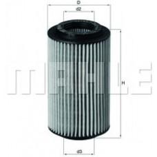 Масляный фильтр OX153/7D Knecht (Mahle Filter)
