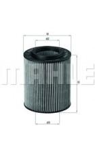 Масляный фильтр OX154/1D Knecht (Mahle Filter)