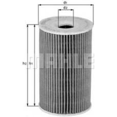 Масляный фильтр OX156D Knecht (Mahle Filter)