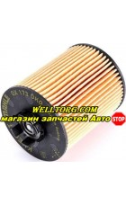 Масляный фильтр OX173D Knecht (Mahle Filter)