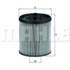 Масляный фильтр OX182D Knecht (Mahle Filter)