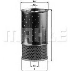 Масляный фильтр OX38D Knecht (Mahle Filter)