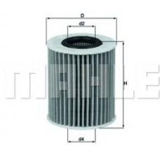 Масляный фильтр OX413D1 Knecht (Mahle Filter)