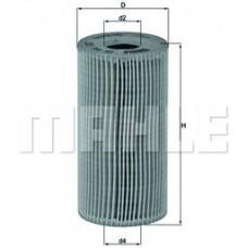 Масляный фильтр OX441D Knecht (Mahle Filter)