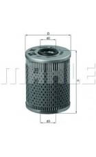 Масляный фильтр OX68D Knecht (Mahle Filter)
