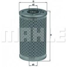 Масляный фильтр OX138D Knecht (Mahle Filter)
