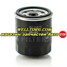 Масляный фильтр W68/3 Mann Filter