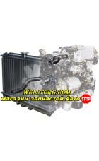 Радиатор охлаждения двигателя 292073 AKS