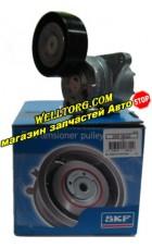 Натяжной ролик ремня генератора VKM38020 SKF