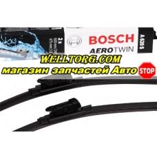 Щетки стеклоочистителя 3397007620 (A602S) Bosch Aerotwin